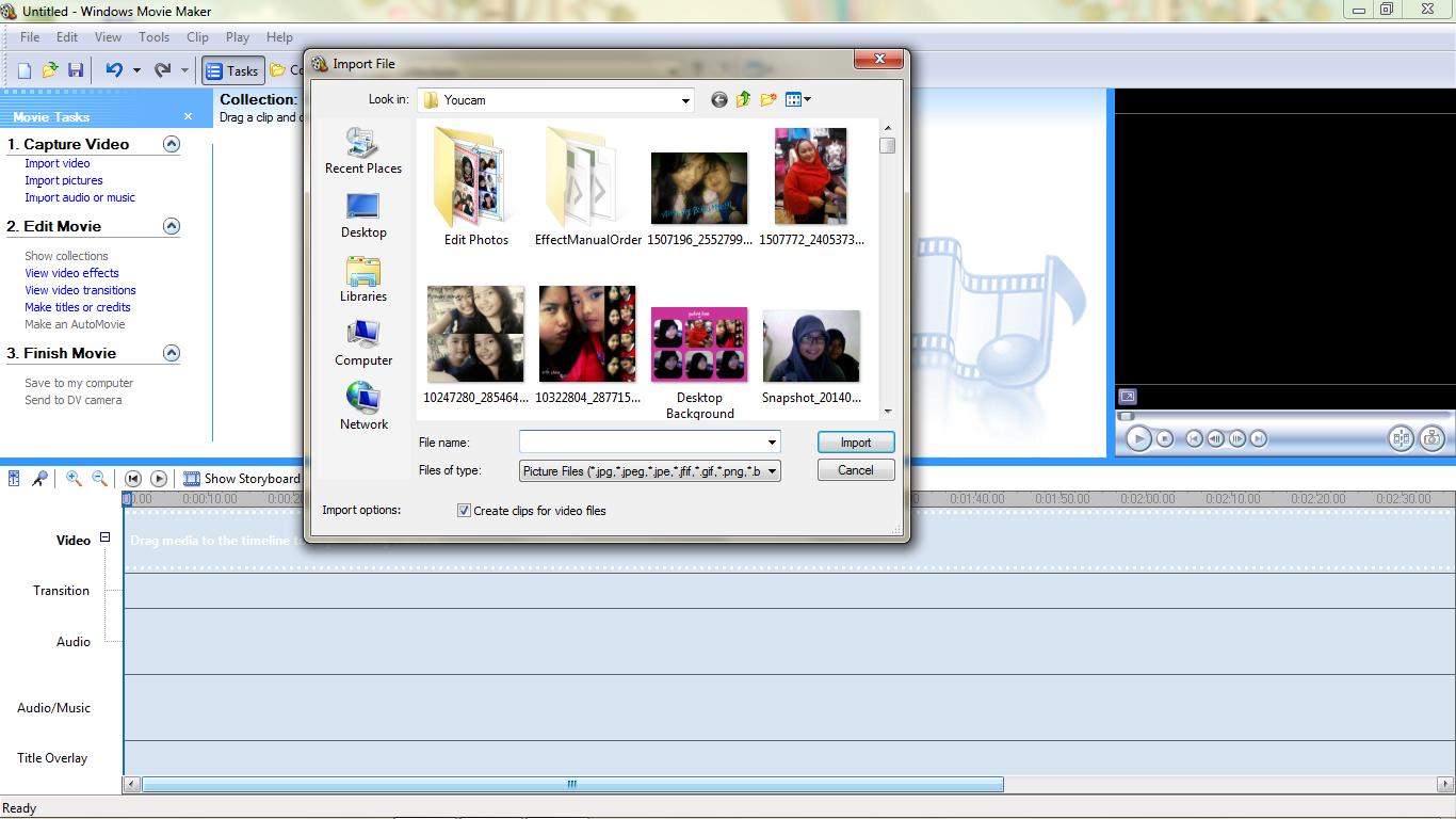 Как вставить текст в видео посредством Windows Movie Maker 35